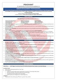 Sample Resume Area Sales Manager Pharma Company New Area Sales
