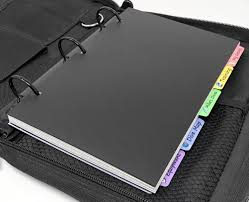Page Binder Dive Log Page Protectors For Divelogs 6 Ring Binders