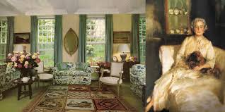 Designer Dorothy May Kinnicutt also known as Sister Parish was born in 1910  and after the Wall Street crash of 1929, Parish opened her own interior  design ...