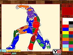 Play coloring iron man 3 totally free and online. Iron Man Coloring 3 Game Play Online At Y8 Com
