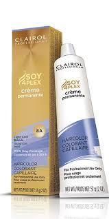 Clairol Soy 4plex Hair Color Chart Clairol Professional Soy 4 Plex Creme Permanente Hair Color 2 Oz