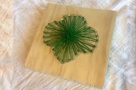 girl scout string art grades 9 12 only