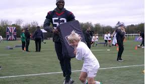 Falcons cut Linebacker amid child ...