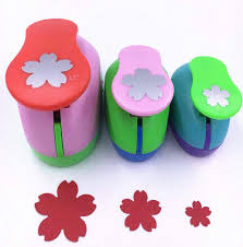 Flower Shaped Paper Punches