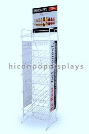Merchandise Display Stands Enchanting Painted Food Visual Merchandise Display Stands For Supermarkets