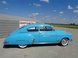 1950 Chevrolet Fleetline for Sale | ClassicCars.com | CC-1023965