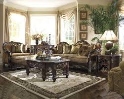 Set Furniture Living Room Living Room Set Essex Manor Ai 768