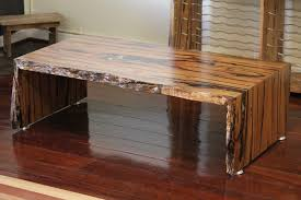 marri cascade riverstone coffee table