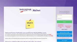Palos My Chart 58 Uncommon Wellstar Mychart Login Page