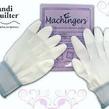10 best images about Handi Gadgets on Pinterest | Stitching, The ... & #featurethursday Machingers™ Quilting Gloves are specifically designed for  machine quilters. Fully coated fingertips Adamdwight.com