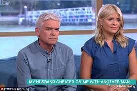 But what about her real. Did Holly Willoughby Admit To A Cheating Scandal Live On Tv Woman S Own