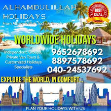 holidays worldwide tours and travels