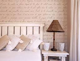 Paris Wallpaper Bedroom Home Decor Can Be Brightened With Stencils Toronto Star
