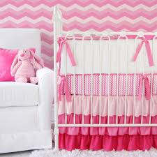 Pink Crib Bedding Set Fancy As Baby Bedding Sets And King Bedding