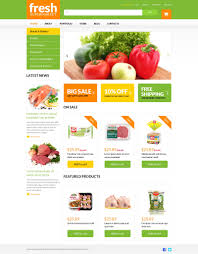 Grocery Shopping Template Grocery Web Shop WooCommerce Theme 24 23