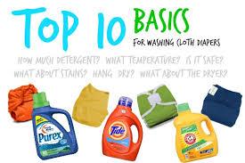 How To Cloth Diaper Choose A Cloth Diaper Detergent Diaper