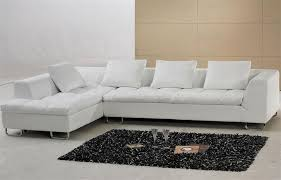 white leather couches with pillows.  Couches Alternative Views With White Leather Couches Pillows