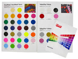 Siser Easyweed Htv Color Chart Siser Heat Transfer Vinyl Color Chart