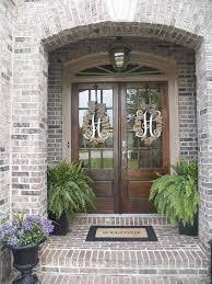 front door lettersHow to Decorate a Front Door  Pursuit of Functional Home