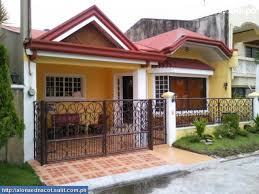 Small Picture Bungalow House Plans Philippines Design Small Two Bedroom House