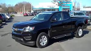 Colorado black chevy colorado : 2016 Chevrolet Colorado Ext Cab 4wd 4x4 Black, Rock Hill SC ...