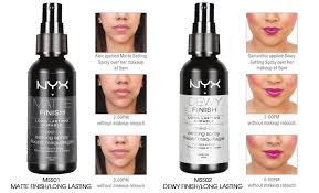 kategorie setting spray nyx makeup