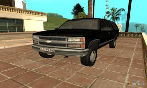 Chevrolet Suburban 1998 GMT400 for GTA San Andreas