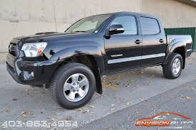 2012 Toyota Tacoma Double Cab TRD Sport 4×4 – 6 Speed Manual ...