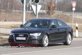 Spy Shots: 2013 Audi S6 - QuattroWorld