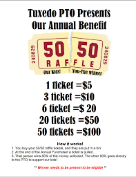 50 50 raffle sign template 50 50 raffle fundraiser flyer hla pinterest 50th