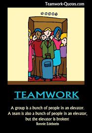 Teamwork Quotes Work Delectable Funny ANTI Teamwork Quotes And Posters Teamwork Quotes