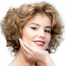 cute short hairstyles for curly hair berry short bobs hairstyle hair can be added color of