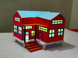 How To Make House With Chart Paper 61 Splashy Ideas How To Make House With Chart Paper In 2019