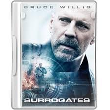Surrogates Movie Surrogates Icon Movie Dvd Cases Iconset Vitorjapah