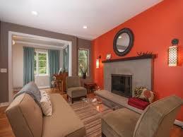 ideas burnt orange: burnt orange bedroom peach paint colors orange paint colors for