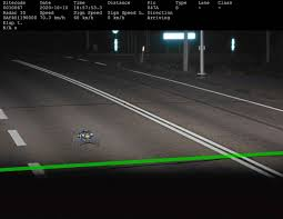 Police camera flashes for <b>remote control car</b> at excessive <b>speed</b>