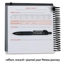 Fitness And Nutrition Journal 5 Best Workout Journals To Stay Fit And Healthy