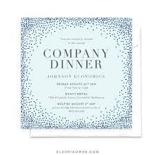 corporate dinner invite company dinner invitation corporate dinner invite demireagdiffusion
