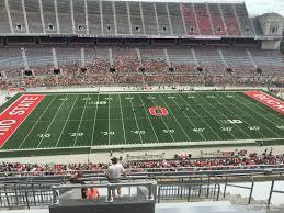 Ohio St Football Stadium Seating Chart Ohio Stadium Section 17c Rateyourseats Com