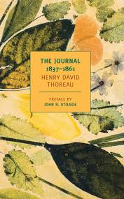Thoreau Quotes Awesome The Journal Of Henry David Thoreau 4848 New York Review Books