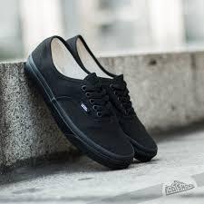 vans authentic. vans authentic canvas black at a great price 50 \u20ac buy footshop
