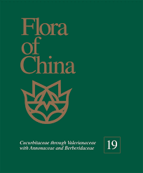 Flora of China, Volume 19: Cucurbitaceae through Valerianaceae ...