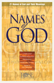 No Longer Available Names Of God Chart Free Download