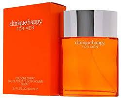 <b>Clinique Happy for</b> Men Eau de Toilette - 100 ml: Amazon.co.uk ...