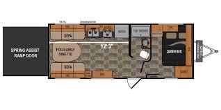 find specs for 2016 dutchmen rubicon br floorplan 2100 toy hauler