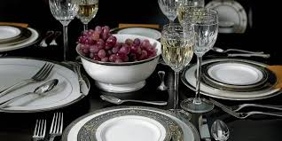 lenox vintage jewel. take your dinner from drab to fab with lenox vintage jewel dinnerware