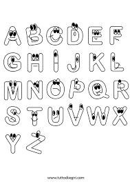 Alfabeto Da Colorare Applicazione Per Smartphone