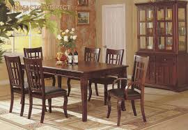 Henkel Harris Dining Table Cherry Dining Room Table Henkel Harris Cherry Dining Room Set