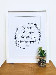 Love Movie Quotes Unique The Greatest Showman Quote Love Quote Anniversary Gift Wall Art