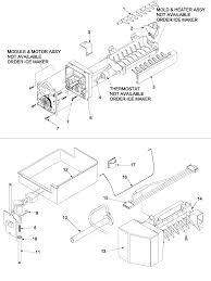 Schematic wiring diagrams schematics amana refrigerator parts model abc2037dts sears partsdirect